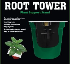 Root tower - 2
